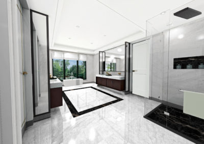 luxury bathroom washroom